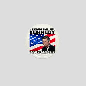 35 Kennedy Mini Button