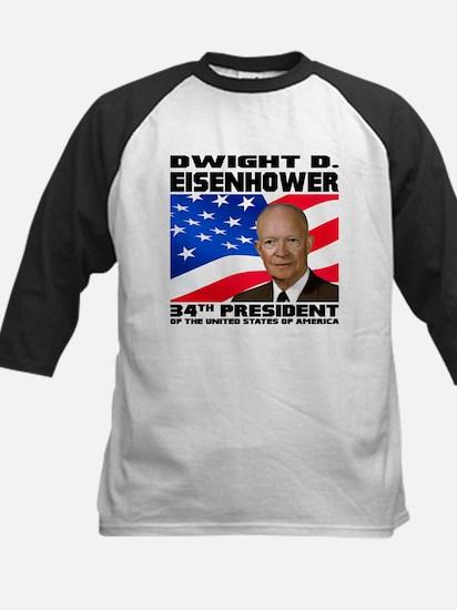 34 Eisenhower Kids Baseball Jersey