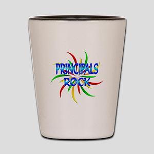 Principals Rock Shot Glass