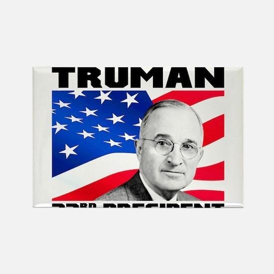 33 Truman Rectangle Magnet