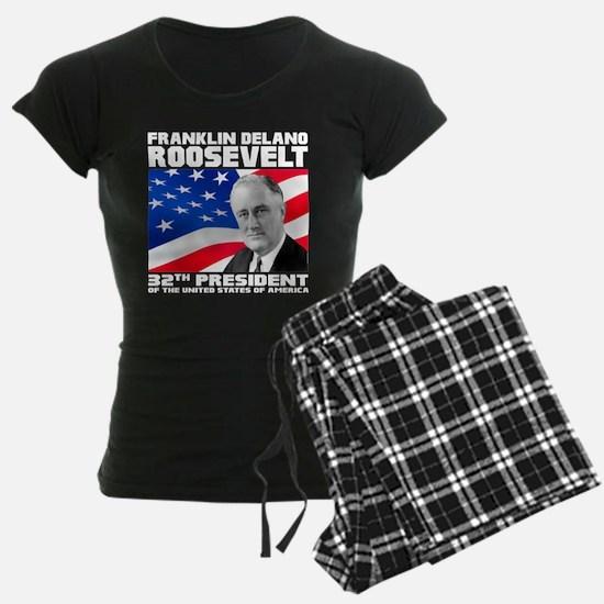 32 Roosevelt Pajamas
