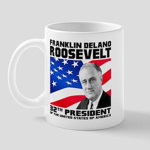 32 Roosevelt Mug