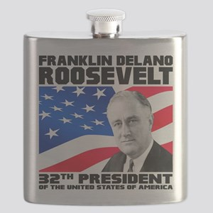 32 Roosevelt Flask