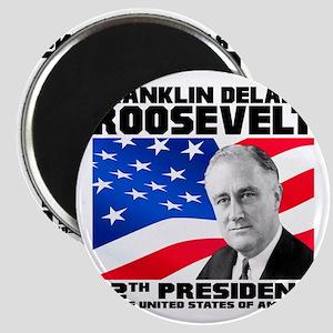 32 Roosevelt Magnet