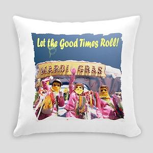 MardisGrasfloat1 Everyday Pillow