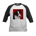 JRT Puppy Ink Sketch Kids Baseball Jersey