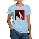 JRT Puppy Ink Sketch Women's Light T-Shirt