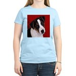 JRT Puppy Ink Sketch Women's Light T-Shirt