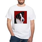 JRT Puppy Ink Sketch White T-Shirt