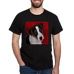 JRT Puppy Ink Sketch Dark T-Shirt