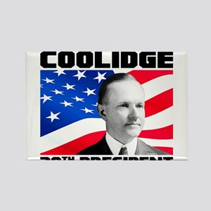 30 Coolidge Rectangle Magnet