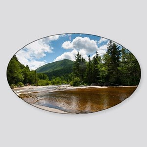 Baxter State Park Sticker (Oval)