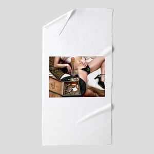 Drug Paraphernalia Beach Towel