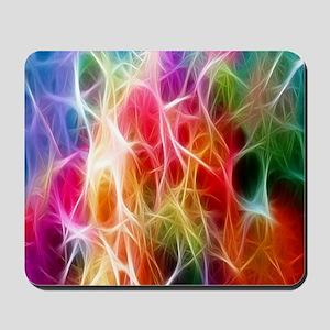 Energy Burst Mousepad