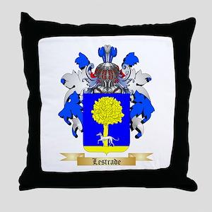 Lestrade Throw Pillow
