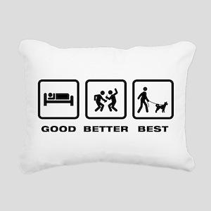 Pumi Rectangular Canvas Pillow