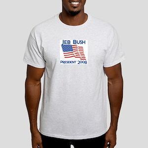 Jeb Bush president 2008 Light T-Shirt