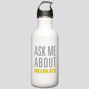 My Meerkats Stainless Water Bottle 1.0L