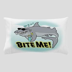 BITE ME! Pillow Case