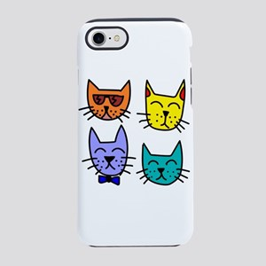 Cool Cats iPhone 7 Tough Case