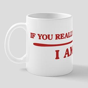 I am 40 Mug