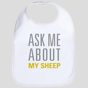 My Sheep Bib