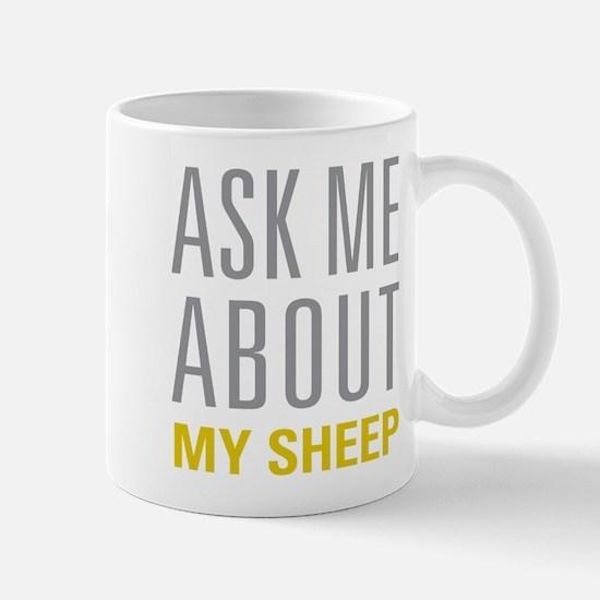My Sheep Mugs