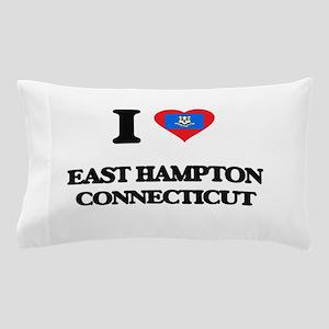 I love East Hampton Connecticut Pillow Case