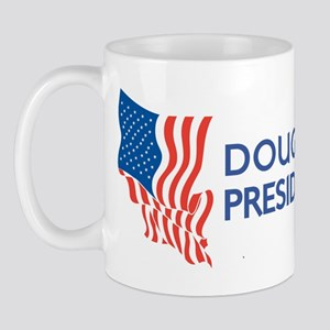 DOUG STANHOPE for President Mug