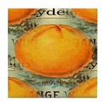 Louisiana Satsuma Tile Coaster