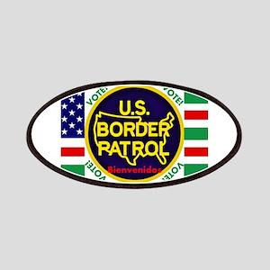 U.S. Border Patrol Patch
