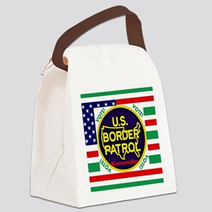 U.S. Border Patrol Canvas Lunch Bag