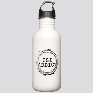 CSI Addict Stamp Stainless Water Bottle 1.0L