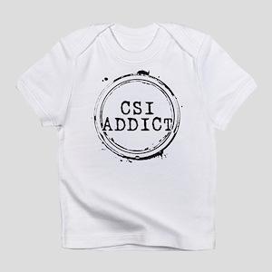 CSI Addict Stamp Infant T-Shirt