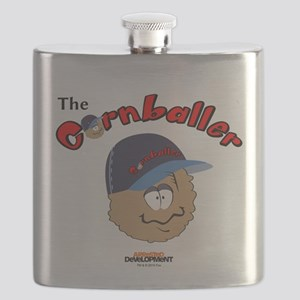 Arrested Development Cornballer Flask