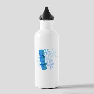 Vintage Tiki Stainless Water Bottle 1.0L
