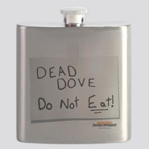 Arrested Development Dead Dove Flask