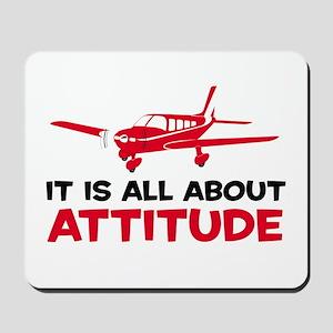 Attitude A Mousepad