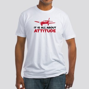 Attitude A Fitted T-Shirt