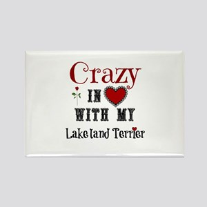 Lakeland Terrier Magnets