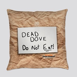 Arrested Development Dead Dove Everyday Pillow