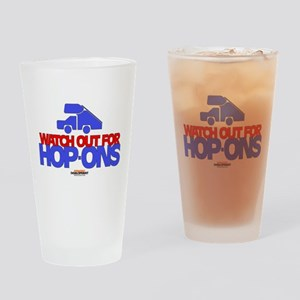 Arrested Development Hop-Ons Drinking Glass