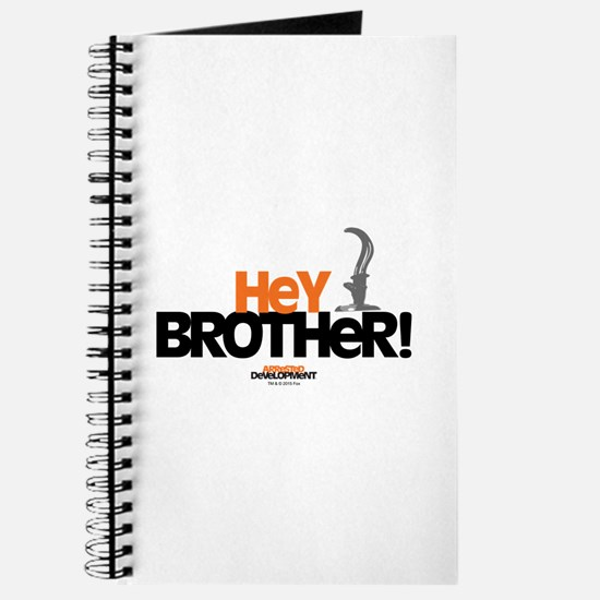 Arrested Development Hey Brother Journal