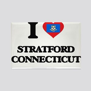 I love Stratford Connecticut Magnets