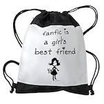 Fanfic Drawstring Bag