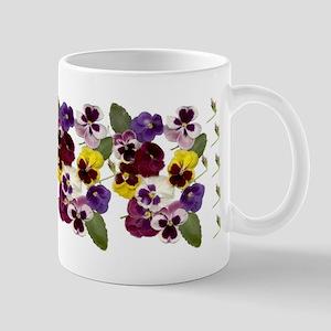 Pansy Ladies Mugs