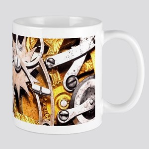 Steampunk Gears Mugs
