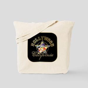 Hollywood CA Walk Of Fame Tote Bag