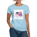 Geaux Hillary 2016 Women's Light T-Shirt