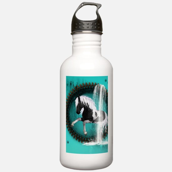 Awesome horse Water Bottle